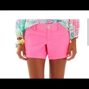 Lilly pulitzer Pink Callahan shorts - 6